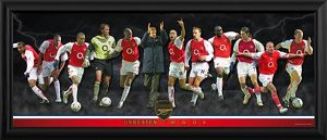 special editions/unbeaten large framed panoramic photographic