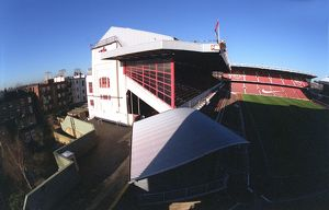 View of the West Stand from the South Stand