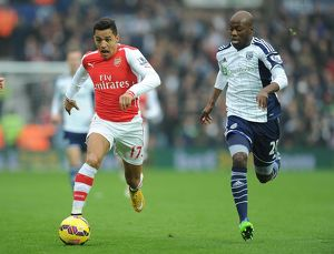 season 2014 15/west bromwich albion v arsenal 2014 15/west bromwich albion v arsenal premier league