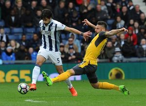 west bromwich albion v arsenal premier league