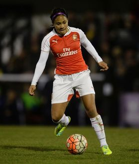 arsenal women/arsenal ladies v reading fc women 23rd march 2016/wsl 1 arsenal ladies fc v reading fc women
