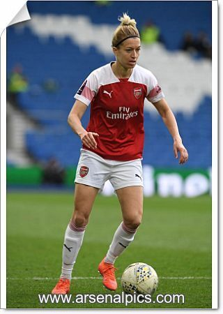 Brighton And Hove Albion Women V Arsenal Women Fa Wsl As A A1 84x59cm Poster